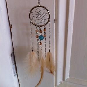 Dream catcher dreamcatcher extra longnecklace tribal indian boho feathers