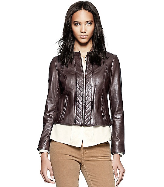 Daphne Jacket  | Womens Jackets & Outerwear | ToryBurch.com