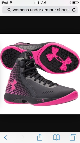 shoes under armour shoes black shoes pink shoes