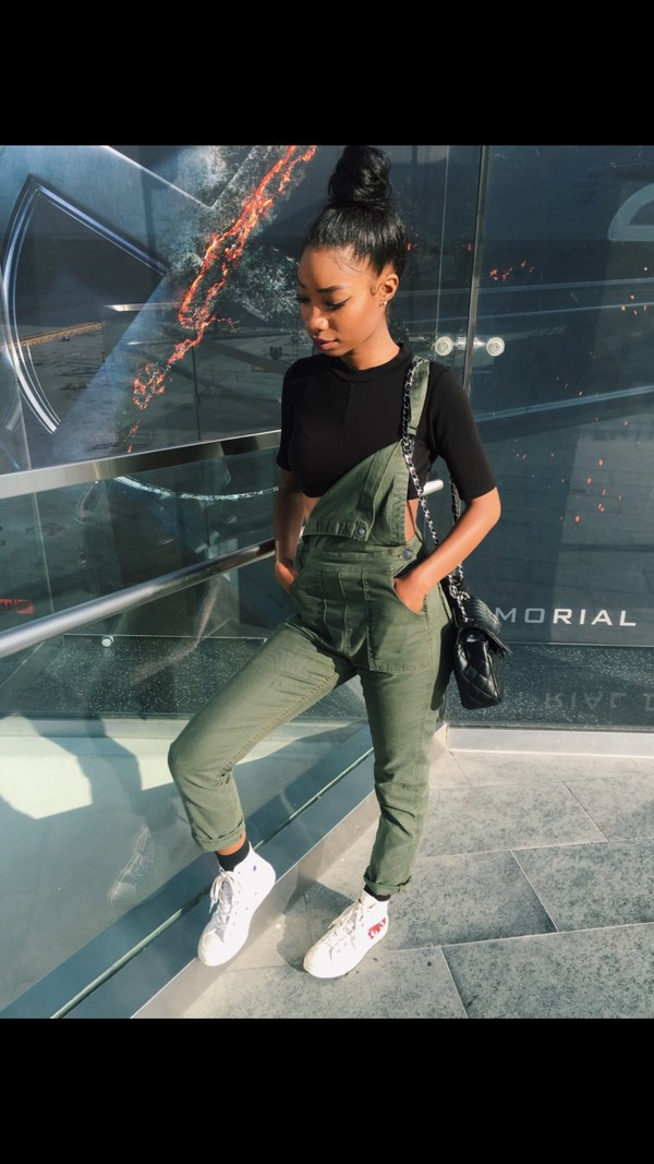 jumpsuit green overalls army green green overalls pants
