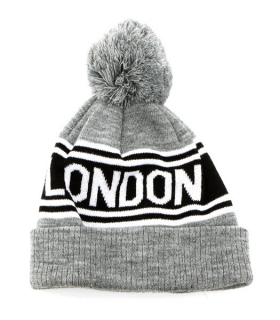 Beanie - London - Snapbacks & Beanies - Women - Modekungen - Fashion Online | Clothing, Shoes & Accessories