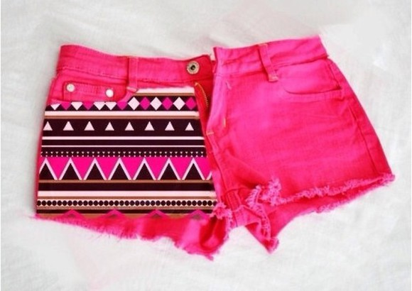 shorts pink shorts wheretoget? help me to find