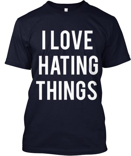 HATE ME!! | Teespring
