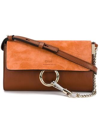mini bag crossbody bag brown