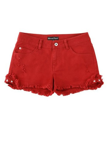 Sexy Pure Color Shorts [FJCE0001]- US$ 39.99 - PersunMall.com