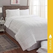 home accessory,hanes soft microfiber down alternative blanket,bedding,down comforters