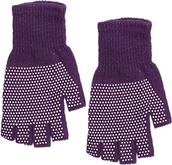 gloves,candy luxx,fingerless,mitten,spotted gloves