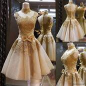 dress,gold,prom,pretty,tumblr,short dress,creme,gold dress,girl,party,prom dress,gold prom dress,gold sexy dresses,girly,gold belt,belt,saint laurent paris,coat,lace,lace dress,haute couture,fashion,short,flowers,party dress,homecoming dress,high neck prom dress,swimwear,vintage dress,turtleneck dress,bow dress,style,tulle dress,bow,dressofgirl,girly wishlist