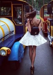 bag,bag/purse,purse,lowback dress,open back dresses,open back,low back,mini dress,short dress,beach babe,chic,louboutin,louis vuitton,gold,backless dress,low back dress,open back dress silver,shorts,high heels,pumps,babe,ponytail