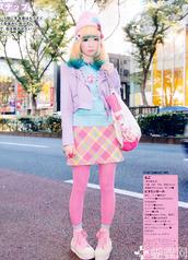 shoes,pink,cute,platform shoes,kawaii