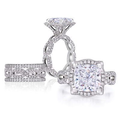 Bella's Love® Princess Cut Edition - Katharine James