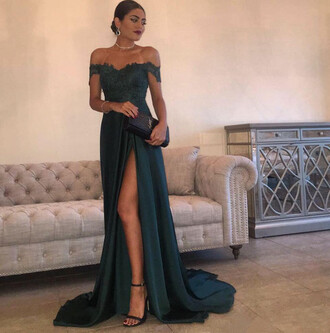 dress prom long gown
