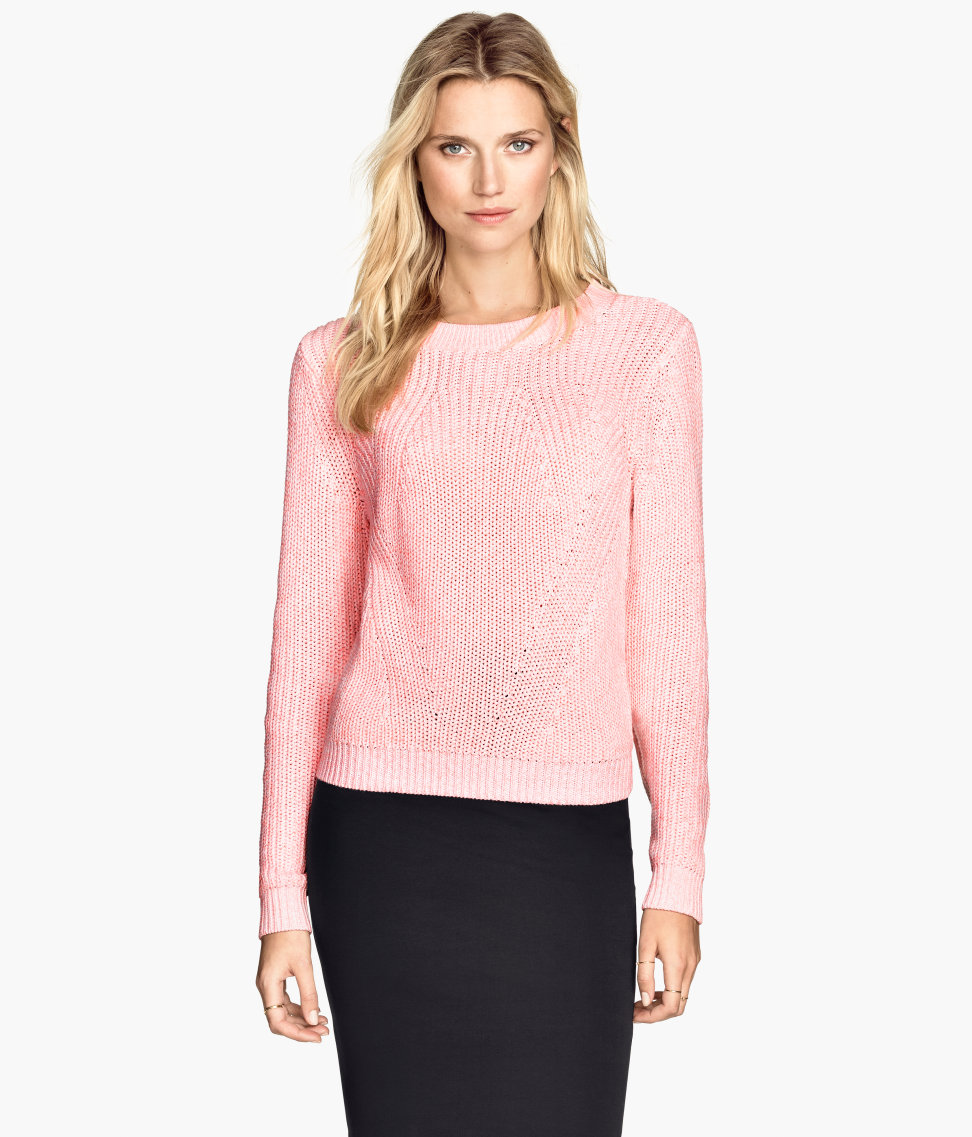 H&M Knit Sweater $14.95