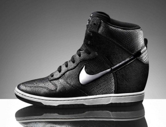 shoes nike nike sneakers sneakers dunk sky hi premium high top sneaker