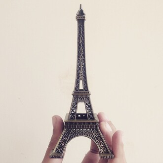 home accessory paris eiffel tower