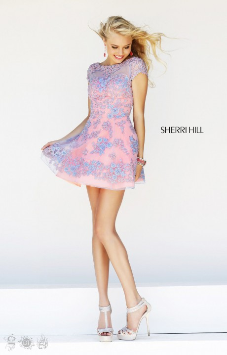 Sherri Hill 11063 Dress - 2014