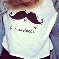 moustache