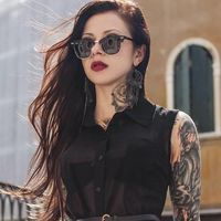 goth hipster