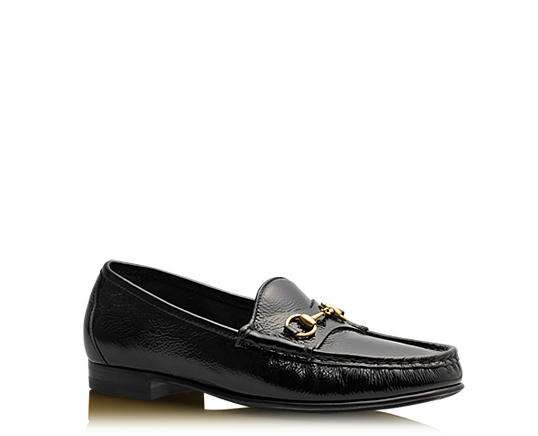Gucci - horsebit loafer