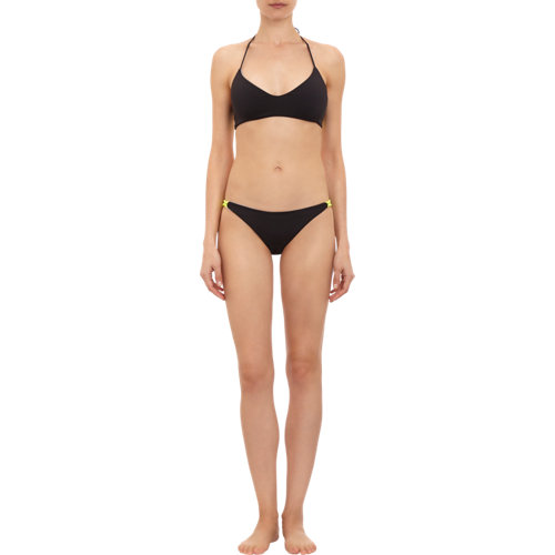 Side bikini bottom at barneys.com