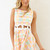 Multi Day Dress - Multi Color Printed Dress with | UsTrendy
