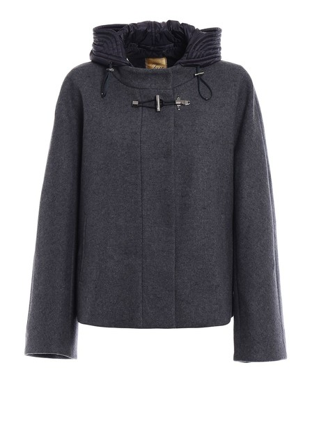 FAY jacket wool