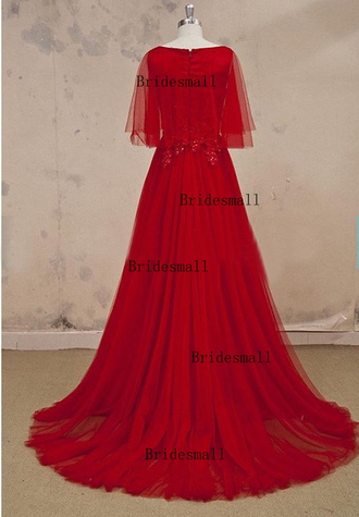 dress mother of bride dresses red mother of bride dresses red formal dresses prom dress evening dress party dress formal evening dresses formal prom dresses formal gown long sleeve prom dress sleeves prom dresses sleeves evening dresses