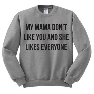 sweater on point clothing quote on it justin bieber song lyric printed sweater