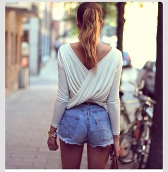 shirt white shirt long sleeved shirt