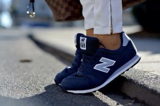 shoes blue light blue new balance women white navy new balance