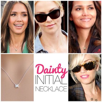 necklace charlize theron halle berry gwen stefani pendant jewels