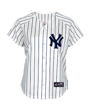 Majestic Women's New York Yankees Replica Jersey - Locker Room By Lids - Men - Macy's