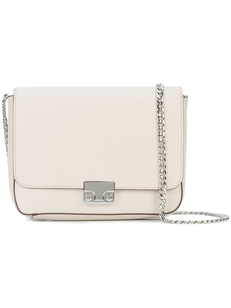 Loeffler Randall women bag shoulder bag leather nude