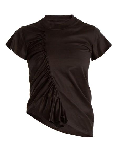 MARQUES ALMEIDA t-shirt shirt t-shirt black top