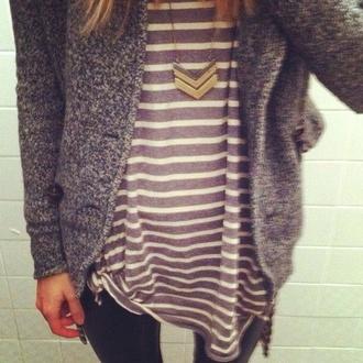 t-shirt stripes striped shirt striped t-shirt striped tee loose tshirt loose fit loose top loose fit top loose