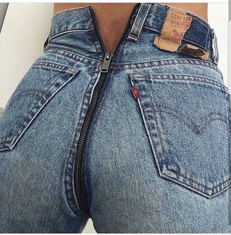 jeans levis high waisted jeans