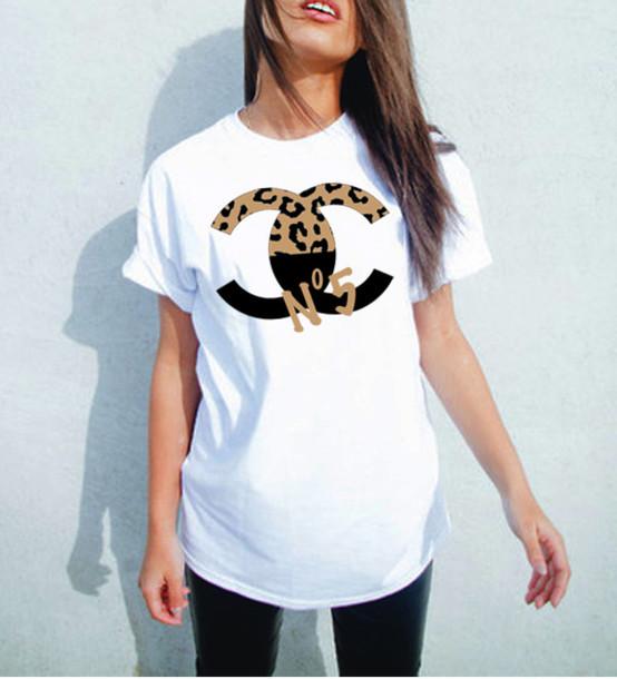 Chanel Shirt Womens