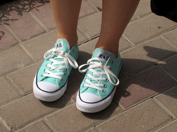shoes green shoes converse canvas canvas shoes mint green converse low tops