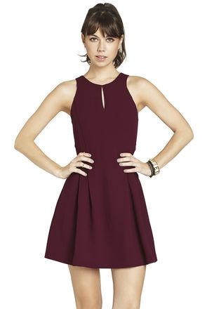Cutout-Waist Dress | BCBGeneration