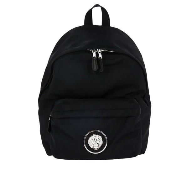 Versus women bag backpack shoulder bag black
