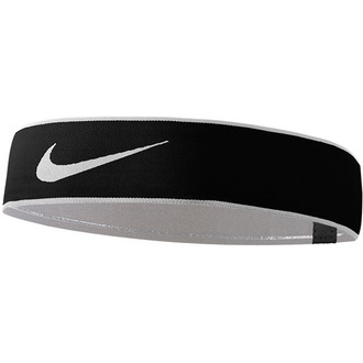 hair accessory black nike headband