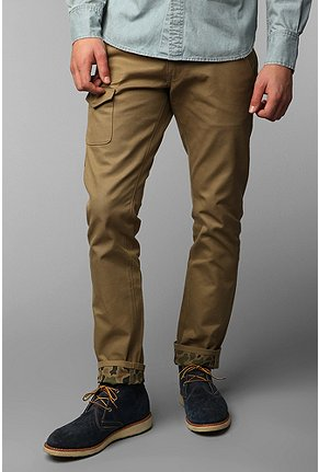 Levi's 511 Camo Cuff Trouser ($50-100) - Svpply