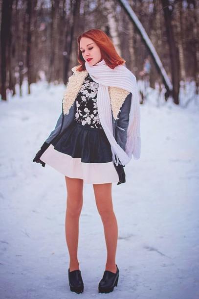 gvozdishe dress skirt coat shoes