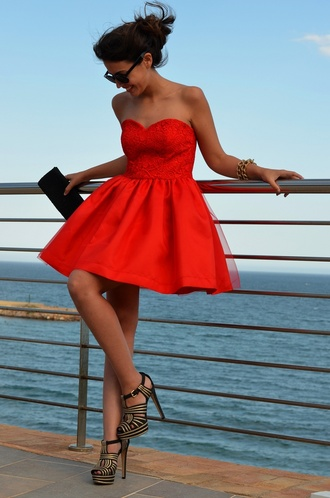 dress short red pretty homecoming red dress shoes sweetheart dresses sweetheart neckline short red prom dresses short lace dress short lace dresses short lace prom dresses red lace dress red lace prom dress beach beach dress party dress cocktail dress homecoming dress evening dress formal dress formal event outfit short dress