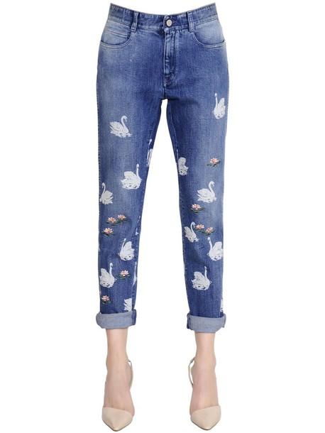 Stella McCartney jeans denim cotton