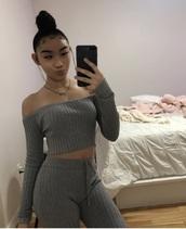 pants,grey