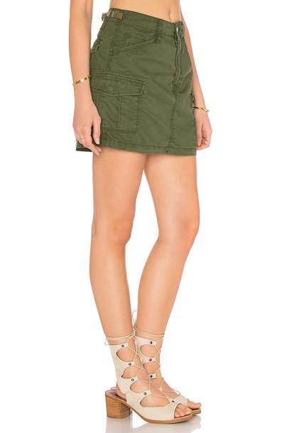 G-Star skirt green