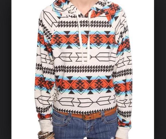 jacket aztec