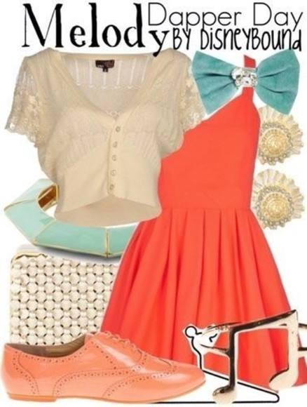 shoes shirt cute dress coral dress white crop top summer oxfords peach