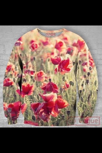 sweater fashion indie boho style 3d sweatshirts sweatshirt hoodie cool flowered shorts swag top t-shirt